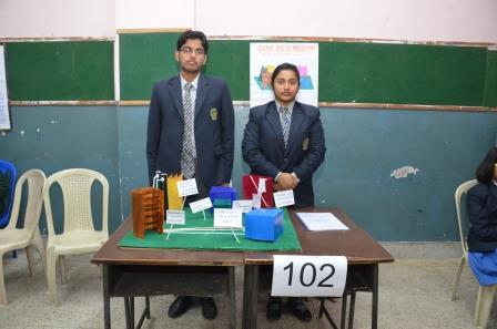 CBSE Science Exhibition 2017-18