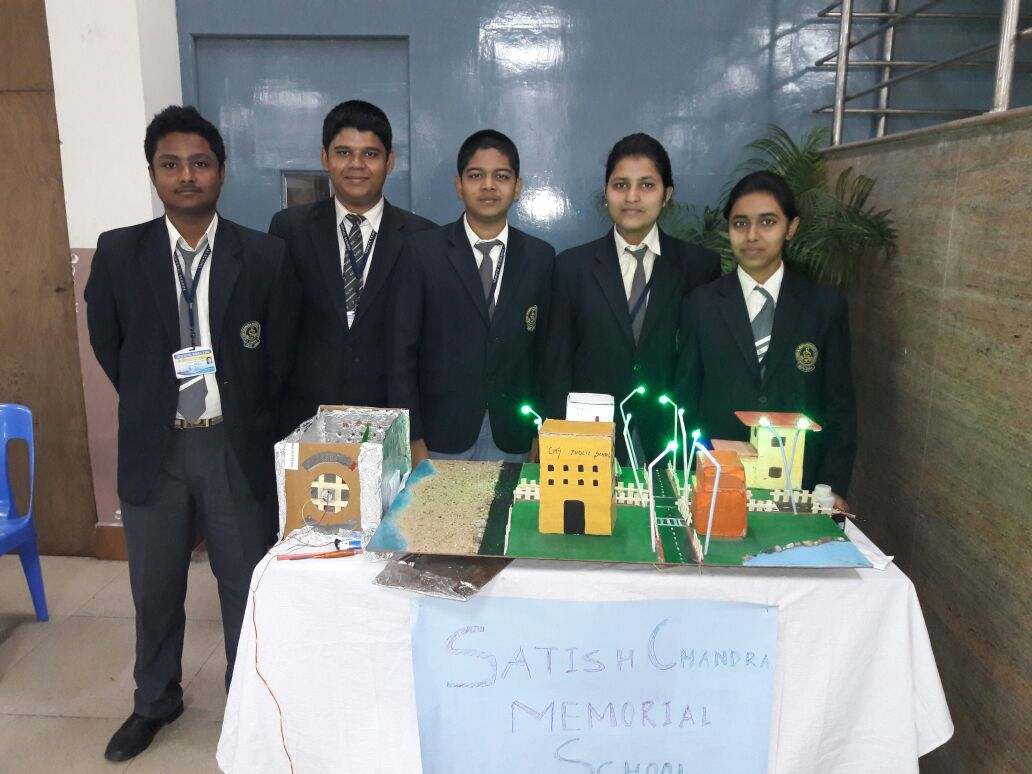 SAHODAYA SCIENCE EXHIBITION - 2017-18