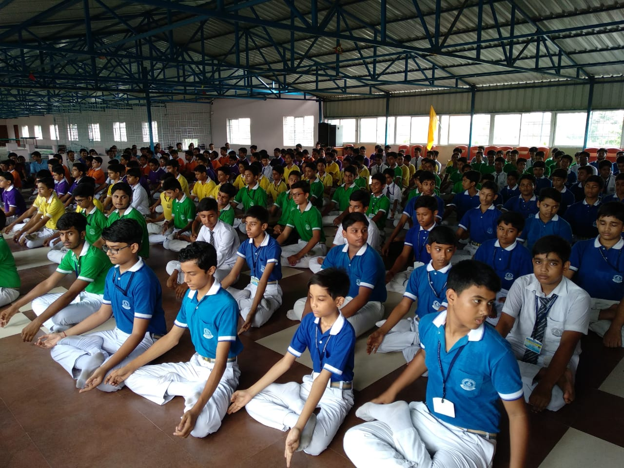 INTERNATIONAL YOGA DAY 21.06.2018